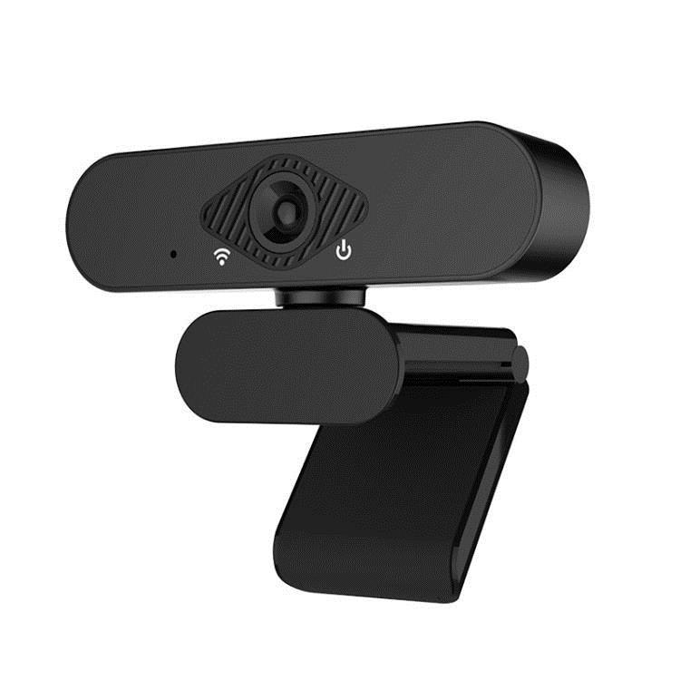 視訊攝影機會議USB攝像頭電腦直播網課自動對焦帶麥克風高清1080P 【快速出貨】