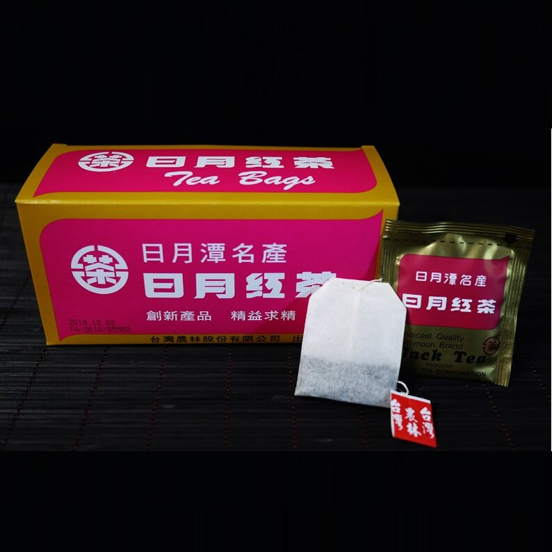 日月紅茶 25入/盒