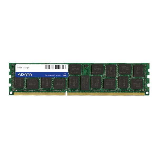 *╯新風尚潮流╭*威剛伺服器記憶體 4G DDR3-1600 ECC REG 終保 1.35v低電壓節能版 ADDR1600C4G11