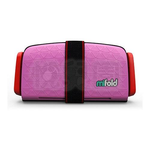 美國 mifold 隨身安全座椅 / 汽座-粉色(4-12歲適用)【悅兒園婦幼生活館】 0