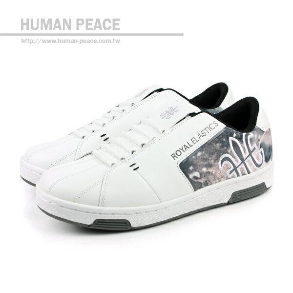 ROYAL ELASTICS ADELAIDE 休閒鞋 白 男款 no452