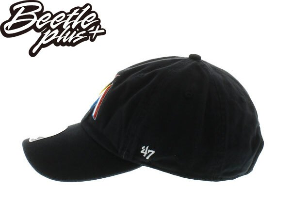 BEETLE 47 BRAND 老帽 邁阿密 馬林魚 MIAMI MARLINS DAD HAT 陳偉殷 MLB 黑 MN-364 1