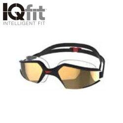 [陽光樂活]SPEEDO成人進階鏡面泳鏡 Aquapulse Max 2-SD809797A260 黑-橘