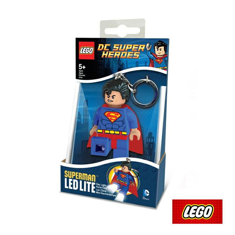 LEGO 超人鑰匙圈LGL-KE39/城市綠洲(鑰匙圈、樂高、遊戲、LED照明燈)