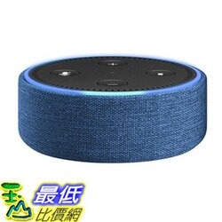 [美國直購] Amazon Echo Dot Case 保護套 尼龍織布款 三色 (fits Echo Dot 2nd Generation only)