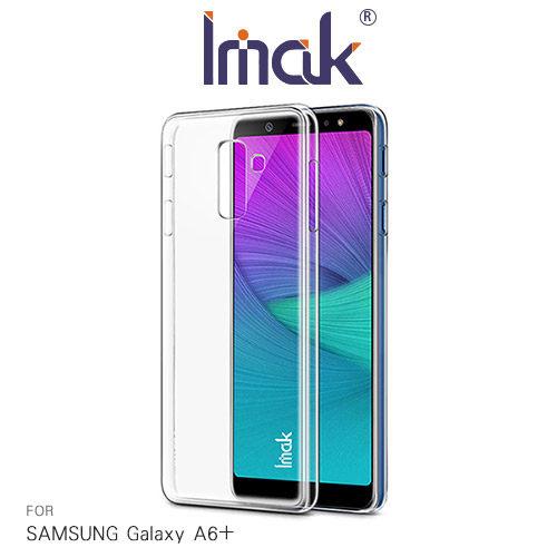 【東洋商行】SamsungGalaxyA6+(2018)Imak羽翼II水晶殼手機殼硬殼透明殼保護殼手機殼背殼