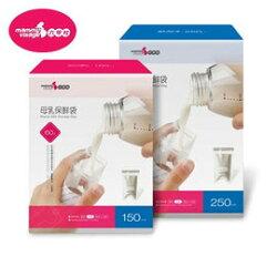 六甲村 母乳保鮮袋(150ml/60入) 462元 (買3盒送貝親防溢乳墊 36片)