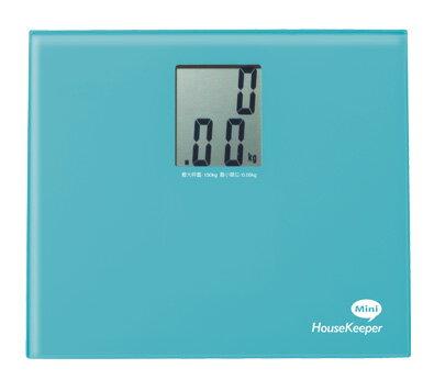 妙管家 迷你電子體重計(白.藍.紅) HKES-0180 1