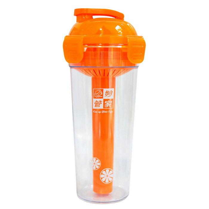 妙管家 果鮮冰棍隨手杯/保冷太空瓶770ml HKT-6727 三色 2