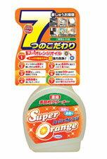 日本UYEKI 橘油系列 多功能強力去污清潔劑480ml 家事神器 1