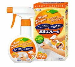 【即期出清】植木/日本UYEKI 衣領袖口專用洗衣噴液250ml 效期2018.07.26