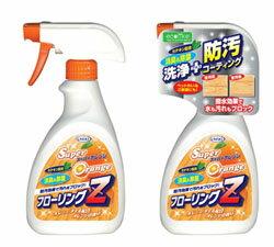 UYEKI日本製橘 木質地板專用清潔劑400ml★除臭.滅菌.防水.打蠟 多效合一 - 限時優惠好康折扣