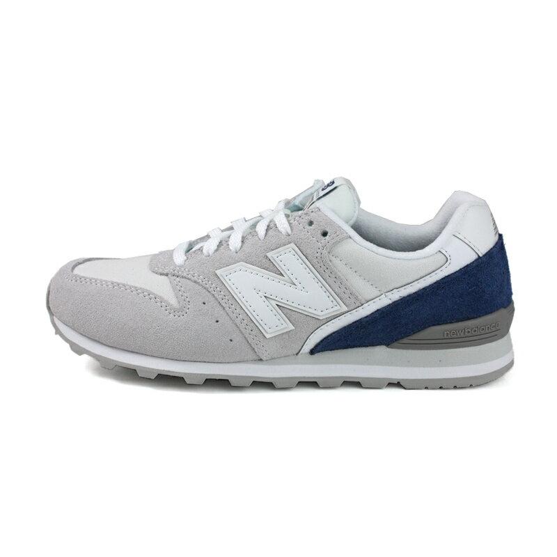 NEW BALANCE 996系列 運動鞋 復古鞋 灰 / 白 女鞋 窄楦 WL996BB-B no643 6