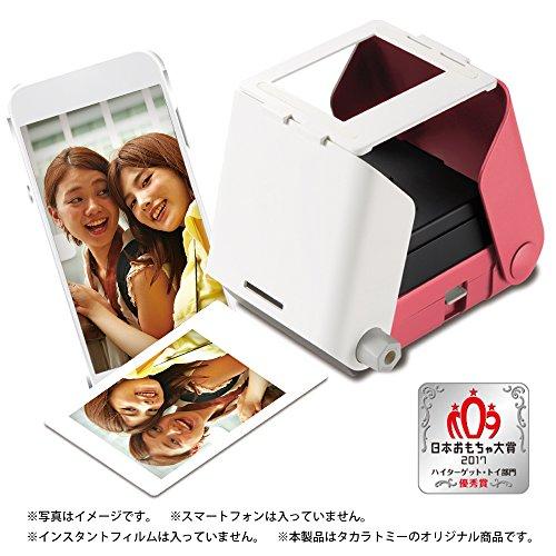 日本TAKARA TOMY /  Printoss智慧型手機相印機(不含相紙) / TPJ-03SA。共1色-日本必買 日本樂天代購(4590*0.5)。件件免運 4