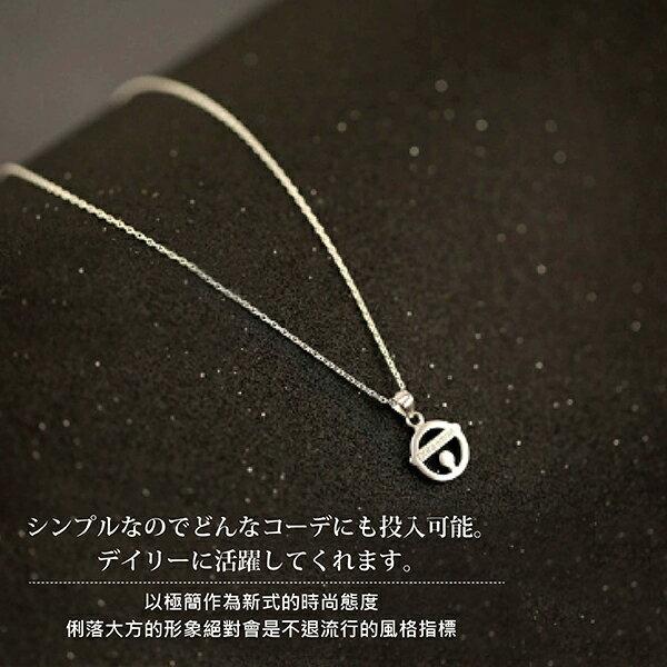 【Sayaka紗彌佳】925純銀可愛叮噹貓項鍊 4