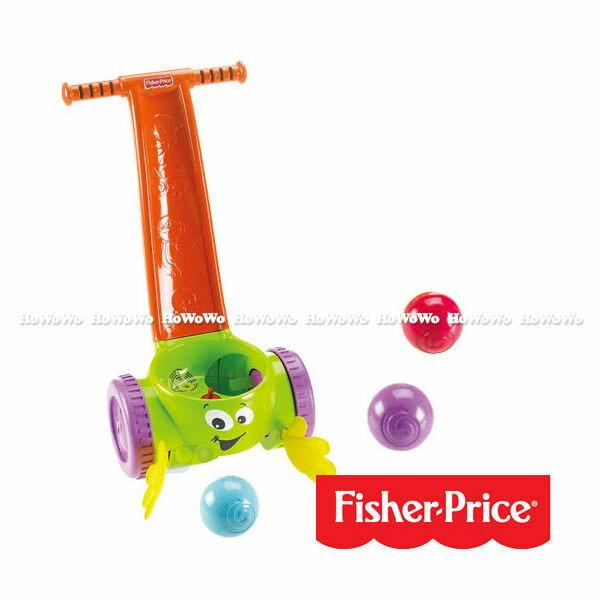 費雪牌Fisher Price 音樂旋轉小推車095017 好娃娃