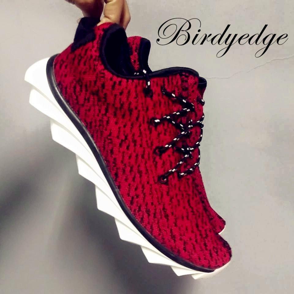 韓國 高品質 編織 紅 鯊魚鞋款 運動鞋 非 NIKE YEZZY 350 y3 愛迪達 金標 貝殼鞋 勾勾 馬丁 編織
