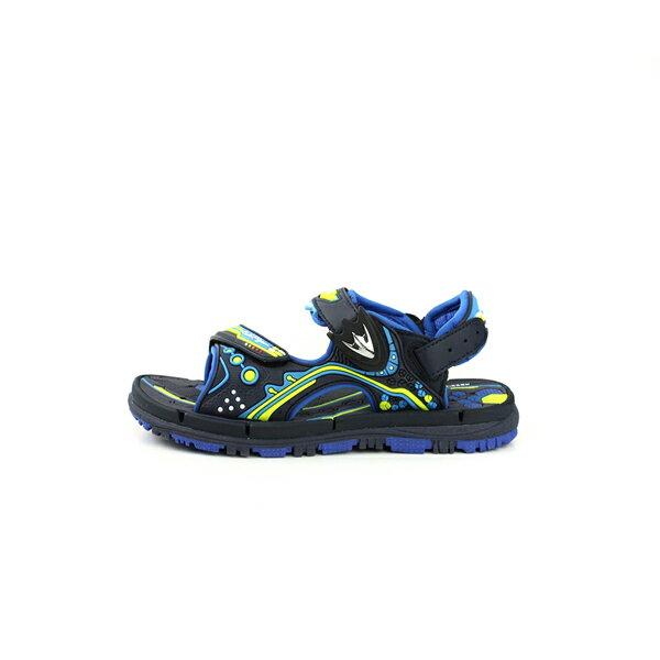 GP(Gold.Pigon) 涼鞋 防水 雨天 藍色 大童 童鞋 G8671B-23 no934 6
