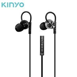 KINYO 立體聲耳機麥克風IPEM-875【愛買】