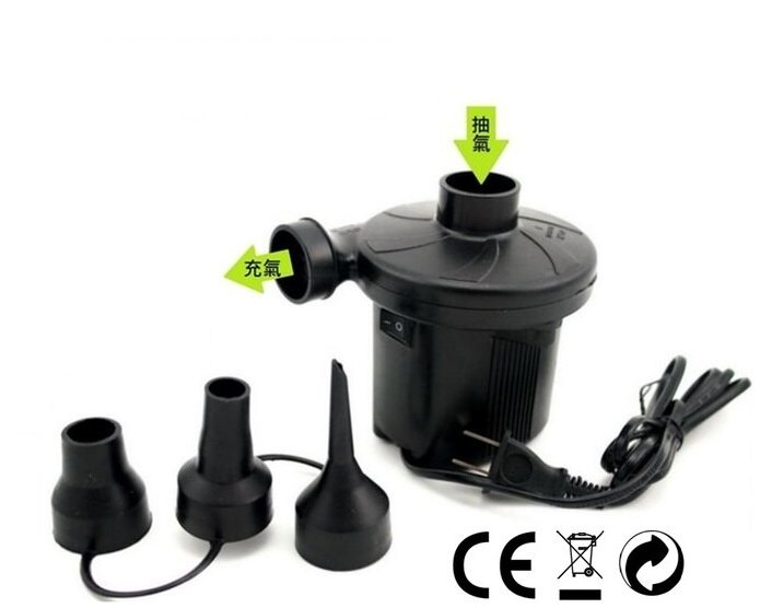 【露營趣】中和  充氣馬達 電動馬達 充氣幫浦 電動幫浦 歡樂時光 露營達人充氣床 TNR-191