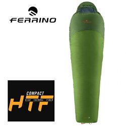 【鄉野情戶外用品店】 Ferrino |義大利| SLEEPINGBAG LEVITY 01 人形纖維睡袋/86601 (適溫7至20°C)