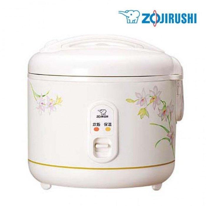 ZOJIRUSHI 象印10人份機械式電子鍋 NS-RCF18