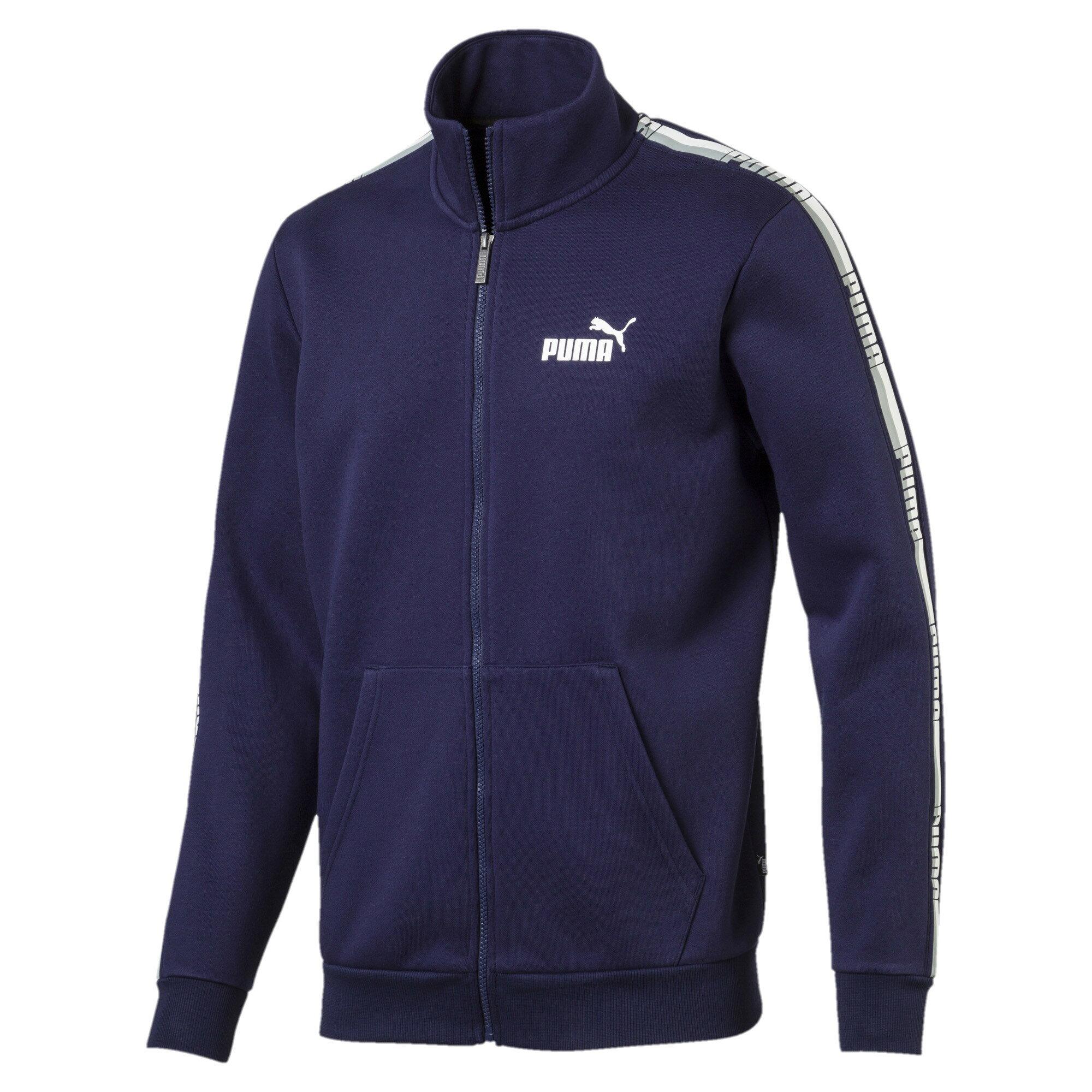 3efe55bfb2fa Official Puma Store  PUMA Tape Men s Track Jacket