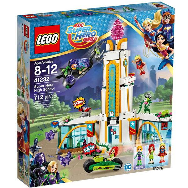 樂高LEGO 41232 DC SUPER HERO Girls-Super Hero High School - 限時優惠好康折扣