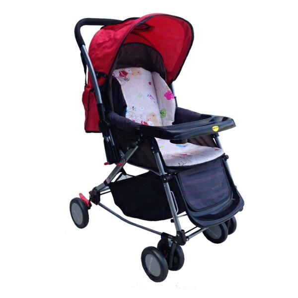 【奇買親子購物網】Mother'sLoveQ3001Y可搖式雙向推車