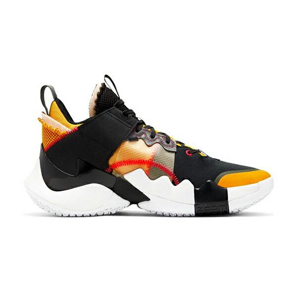 【NIKE】JORDAN WHY NOT ZER0.2 SE PF 籃球鞋 運動鞋 黑 黃 男鞋 -AV4126002 2