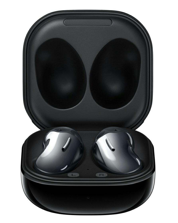 Samsung Galaxy Buds Live Sm R180 Akg Earbuds Bluetooth Earphones Mystic Black Sold By Sobeonline1 Rakuten Com Shop