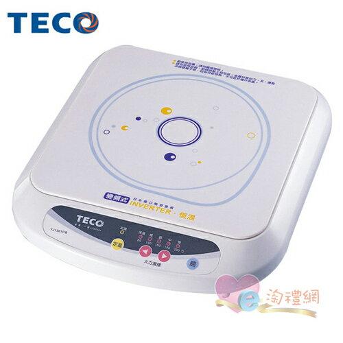 淘禮網  TECO東元 變頻式電磁爐 YJ1307CB