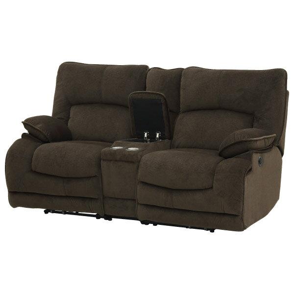 ◎布質2人用WIDE電動可躺式沙發 附茶几 HIT DBR NITORI宜得利家居 5