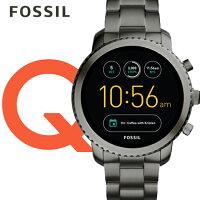 送男生聖誕交換禮物推薦聖誕禮物手錶到FOSSIL美國品牌池昌旭代言 Q EXPLORIST系列觸控智能手錶FTW4001公司貨就在億錶行推薦送男生聖誕交換禮物