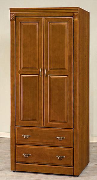 【石川家居】EF-121-3 賽德克3*7尺樟木色衣櫥 (不含其他商品) 大需搭配車趟