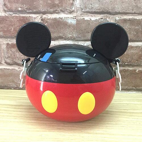 【真愛日本】17041800032 樂園爆米花筒-經典米奇 樂園限定迪士尼 米老鼠米奇 米妮 爆米花桶 收納桶 正品 日本帶回
