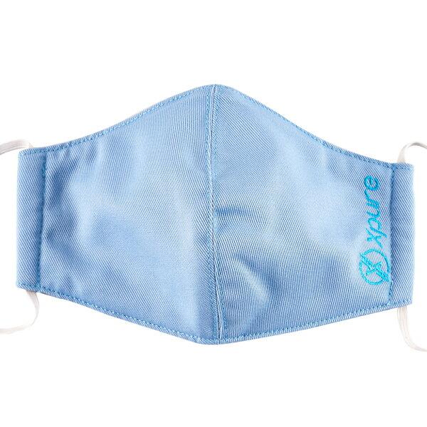 淨對流Xpure抗霾布織成人口罩(天藍)
