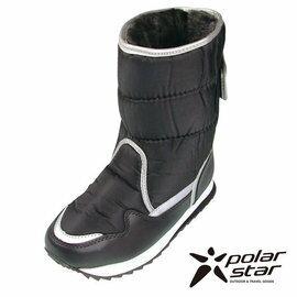 Polar Star 台灣│PS 女保暖雪鞋 黑│秀山莊(P13621)
