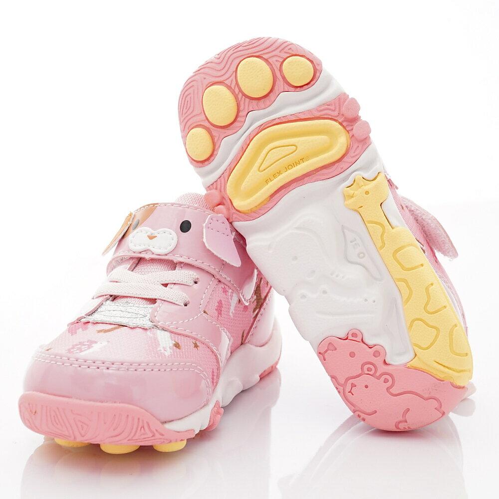 日本Carrot 速乾機能鞋款 CRC22614 粉(中小童段) 6