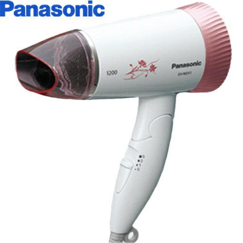 Panasonic 國際 EH~ND51~P 吹風機 綠 1200W 花漾靜音冷暖熱3段