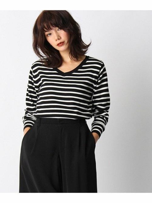 OZOC V領多色 針織衫 上衣 日本必買 日本直送 代購/日貨/雜誌