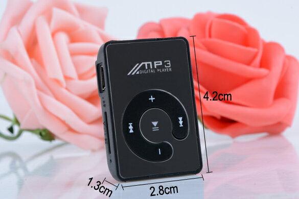Mini Clip Sport MP3 (Black) 2