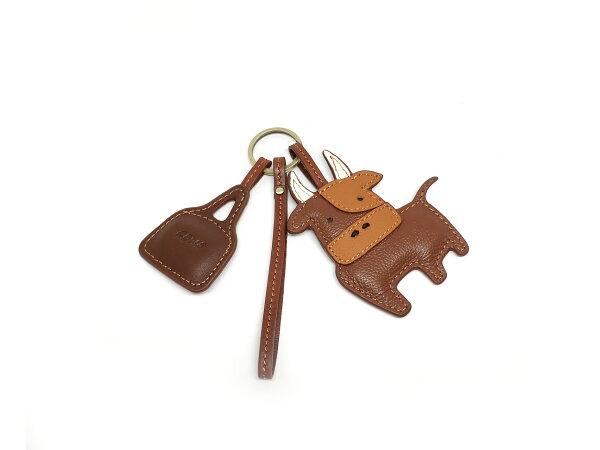 十二生肖鑰匙圈-牛
