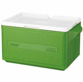 桃源戶外 Coleman 31L 置物型冰桶 CM-1331 綠