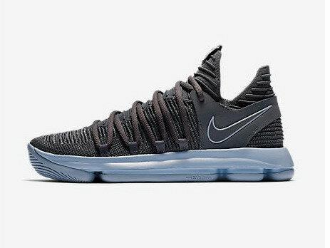 [ALPHA] NIKE Zoom KD X GS 918365-005 籃球鞋 大童鞋 編織 全氣墊