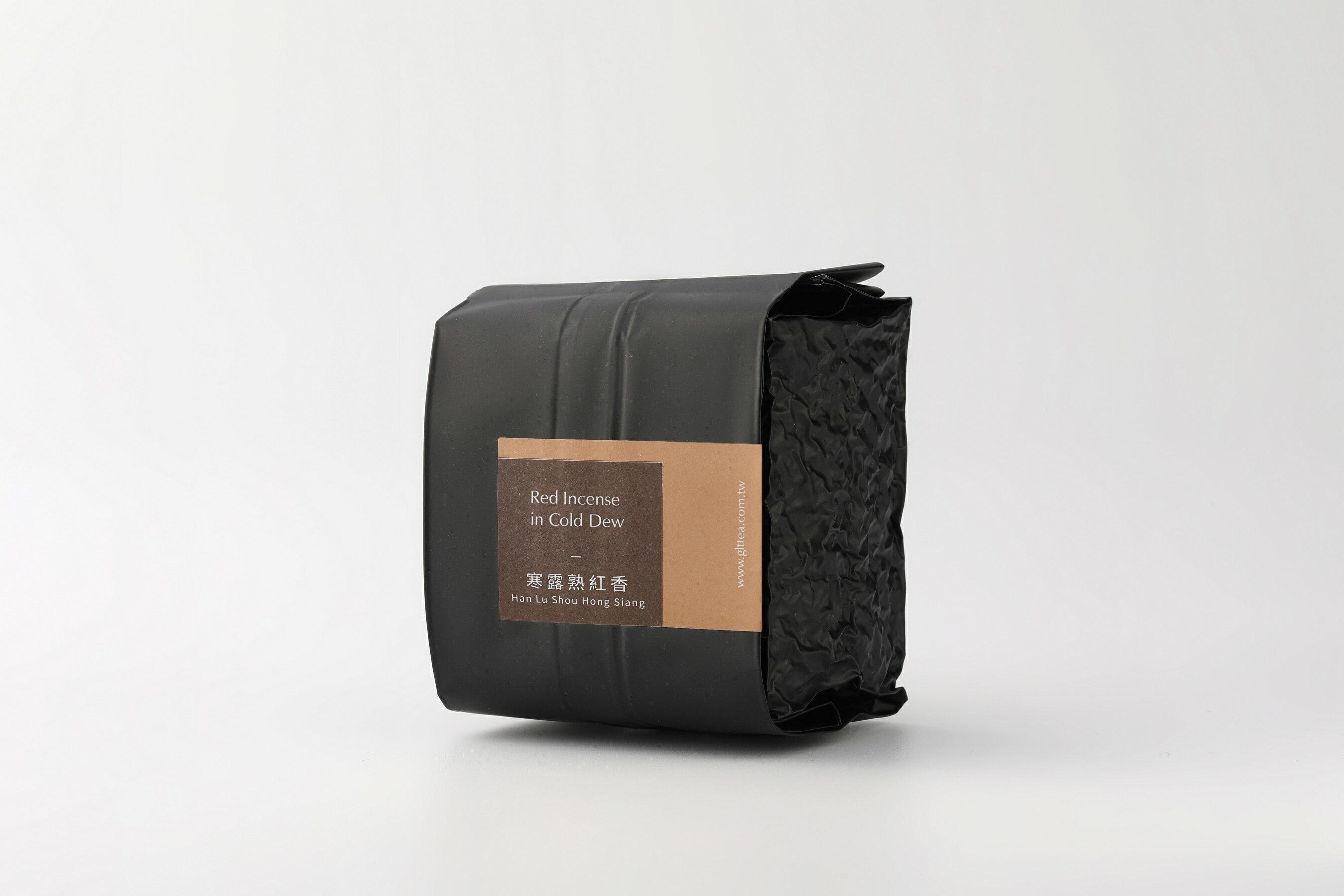 【廿四節氣‧茶葉】寒露熟紅香-杉林溪(100g / 盒)/Han Lu Shou Hong Siang/ Black Tea Aroma in Cold Dew 0