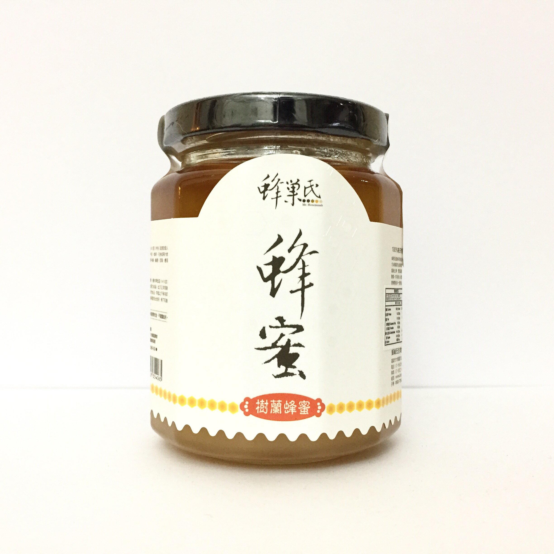 純蜂蜜~~樹蘭蜂蜜~國產 標章~野蜜 當飲品果醬佐料~~370g