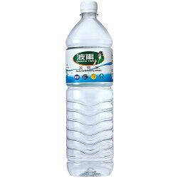 金車波爾天然水1500ml【愛買】