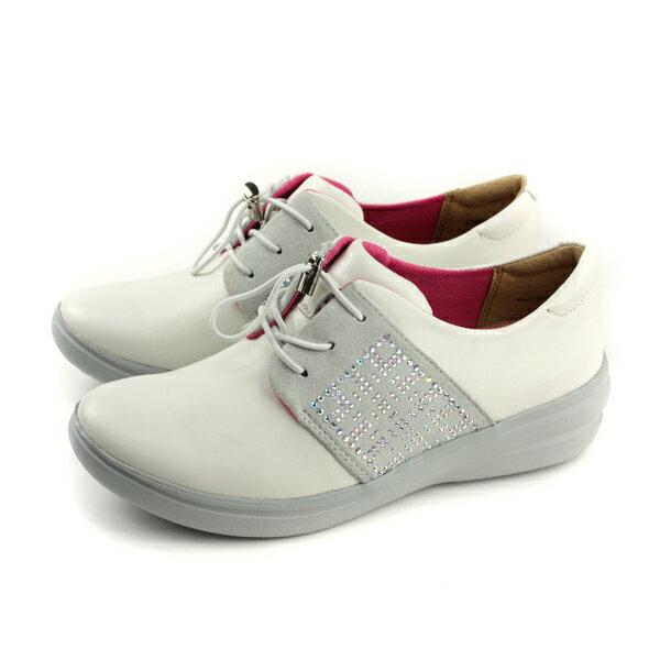 Kimo休閒鞋女鞋白色K18SF071330no749
