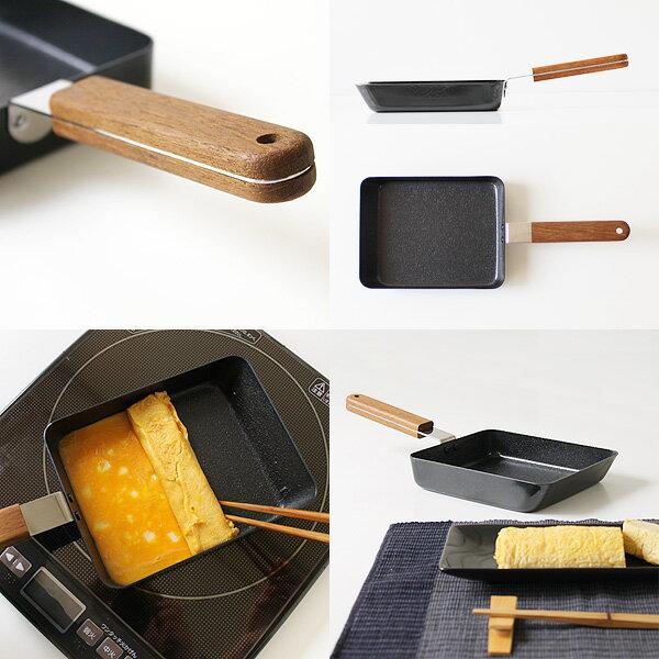日本 ambai 小泉誠 / FSK-001玉子燒鍋 / 方鍋(深 35MM)-日本必買 日本樂天代購(5400*0.8)。件件免運 2
